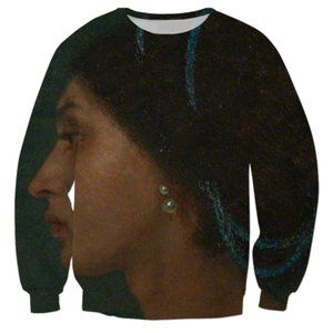 Fanny Eaton Soft Jumper Crewneck Sweater